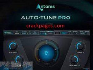 Antares AutoTune Pro