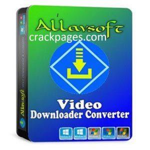 Allavsoft Video Downloader Converter 3.23.6.7816 Crack + Keygen Version 2021