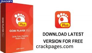 GOM Player Plus 2.3.66.5330 Crack With License Key 2021