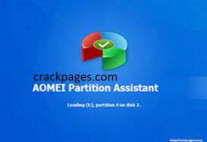 AOMEI Partition Assistant 9.4 Crack + License Key Download 2021
