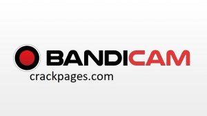 Bandicam 5.2.1.1860 Crack + (100% Working) Serial Key [Latest] 2021