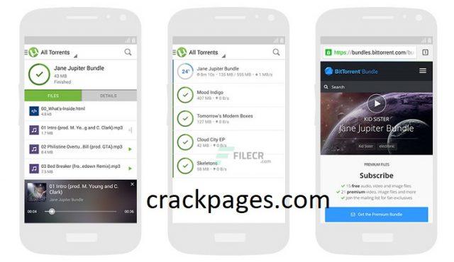 Torrent Pro 3.5.5.46074 Crack + Activated Key Download 2021