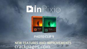 InPixio Photo Clip Pro 10.1 Crack + Activation Key Download 2021